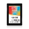 Silicon Power SSD Velox V70 120GB 2.5'' MLC; SATA III 6GB/s; 520/490 MB/s; 7mm