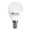 Silver Electronics Gömbölyű LED Izzó Silver Electronics E14 7W Meleg fény