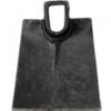 SILVER Répakapa SILVER kovácsolt 0.6kg NYELEZETT (Kapa)