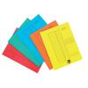 SilverBall Gyorsfűző papír színes A4/230gr. PIROS SilverBall <50db/csom>