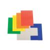 SilverBall Pólyás dosszié színes A4/230gr. KÉK SilverBall <50db/csom>