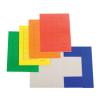 SilverBall Pólyás dosszié színes A4/230gr. ZÖLD SilverBall <50db/csom>