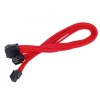 Silverstone 8-Pin EPS - 4+4-Pin ATX/EPS hosszabbító - 300mm piros