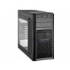 Silverstone SST-PS11B-W Precision Midi-Tower - fekete Window