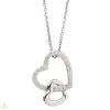 Silvertrends ezüst nyakék - ST1189