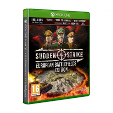 SimActive GAME XBOX ONE Sudden Strike 4 European Battlefield videójáték