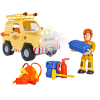 Simba Sam, a tűzoltó: Tom 4x4 terepjáróval