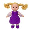 Simba Toys Cheeky rongybaba - Barna hajú