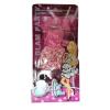 Simba Toys Steffi Love - Rózsaszín koktélruha