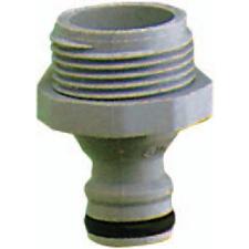 """Siroflex Kuplung csatlakozó (csap csatlakozó) 1/2""""-os (4411) öntözéstechnikai alkatrész"""