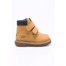 Skechers - Gyerek cipő - barna - 1039396-barna