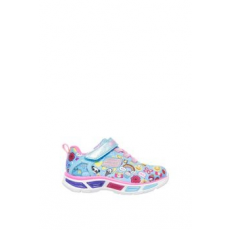 Skechers , Litebeams Feelin' It Sneakers cipő, színes, 27 EU (10915L-TQMT-27)