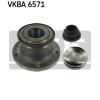 SKF Kerékcsapágy készlet SKF VKBA 6571