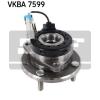 SKF Kerékcsapágy készlet SKF VKBA 7599