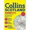 Skócia kézi atlasz (A5) - Collins