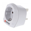 Skross Europe to UK hálózati adapter (ADAPT-PLUG-EU/UK-SKRS)