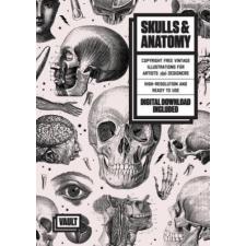 Skulls & Anatomy – James Kale idegen nyelvű könyv