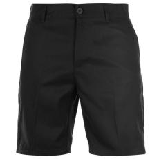 Slazenger férfi rövidnadrág - Slazenger Golf Shorts Mens Black