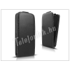 Slim Slim Flexi Flip bőrtok - Samsung J120F Galaxy J1 (2016) - fekete