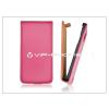 Slim Slim Flip bőrtok - Huawei Ascend G510 - pink