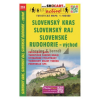 Slovenský kras, raj, rudohorie-východ / Shocart