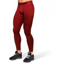 SMART TIGHTS - BURGUNDY RED (BURGUNDY RED) [S] férfi nadrág