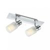 Smarter 04-345 Ruler fali/mennyezeti spot lámpa 2xE14 max.28W