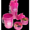 SmartShake 400ml Neon Rózsaszín