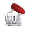 Smeg Multifunkciós Konyhai robotgép Piros