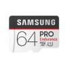 SMG PCC SAMSUNG Memóriakártya MicroSDHC 64GB PROEndurance CLASS 10, UHS-1 Grade1, + Adapter, R100/W30