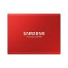 SMG PCC SAMSUNG Portable SSD USB3.1 1TB Solid State Disk, T5, Metál piros