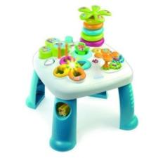 Smoby - Cotoons Activity asztal, kék kreatív és készségfejlesztő