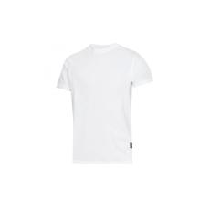 Snickers Classic férfi póló fehér 003 / XS