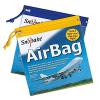 Snopake Ltd. Snopake AirBag tasak utazáshoz, zipzáros, 20x20cm