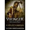 Snorri Kristjansson KRISTJANSSON, SNORRI - A VÉGZET KARDJAI - VIKINGEK VÉGNAPJAI 1.