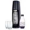 SodaStream Spirit Navy Blue set + palack + patron (42003236)