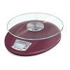 Soehnle 65858 Roma Ruby Red digitális konyhai mérleg