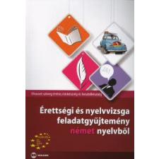 Sofhauser Szilvia, Glout Corina ÉRETTSÉGI ÉS NYELVVIZSGA FELADATGYŰJTEMÉNY NÉMET NYELVBŐL /OLVASOTT SZÖVEG ÉRTÉSE, ÍRÁSKÉSZSÉG ÉS BESZÉDKÉSZSÉG nyelvkönyv, szótár