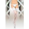Softline Stockings 5508 {} white/ 4