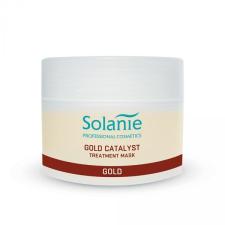Solanie arany nanoszemcsés maszk, 250 ml arcpakolás, arcmaszk