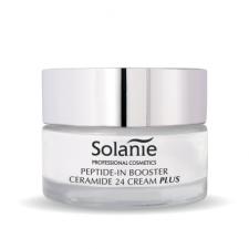 Solanie Peptide In Booster Ceramid 24 Plusz aktiváló krém, 50 ml nappali arckrém