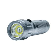 SOLIGHT Dolight lámpa, 3W COB + infra laser, ezüst, 3x AAA, a zsinórral infralámpa