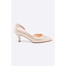 Solo Femme - Sarkas cipő - arany
