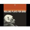 Sonny Rollins Rollins Plays for Bird (HQ) (Vinyl LP (nagylemez))