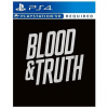 Sony Blood and Truth - PS4 VR