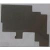 Sony C1904, C1905, Xperia M, C2004, C2005 Xperia M Dual sim és memóriakártya olvasós panel kétoldali ragasztója*