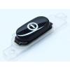 Sony Ericsson ST18 Xperia Ray be-/kikapcsoló gomb fekete*