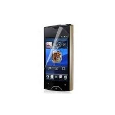 Sony Ericsson ST18 Xperia Ray kijelző védőfólia mobiltelefon előlap