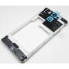 Sony LT25 Xperia V középső keret fehér*