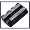 Sony NP-F10 3.6V 1200mAh utángyártott Lithium-Ion kamera/fényképezőgép akku/akkumulátor